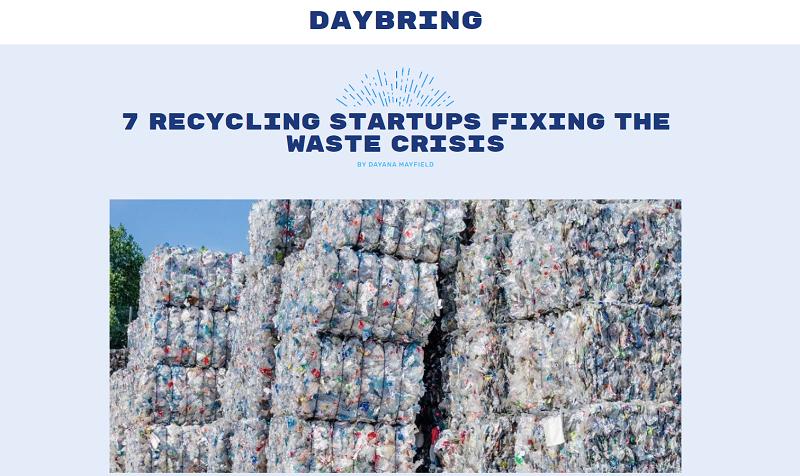 daybring website screenshot